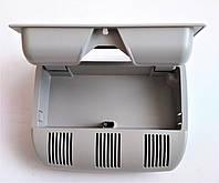 Футляр для окулярів Шкода Октавія А5 Skoda Octavia A5 замість сірої накладки заглушки стелі SkodaMag, фото 1