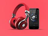 Навушники безпровідні Bluedio T3 з мікрофоном (чорні), фото 3