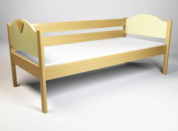 Кровать Эльф с ограждением