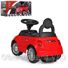 Детская машинка-каталка Bambi Fiat HZ620 , фото 3