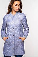 Стильная стеганная весенняя куртка Торри, размер 46 весна с Nui very