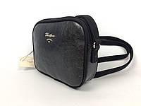 Клатч David Jones СМ5076 размер 20х15х5 см 2 отделения цвет черный