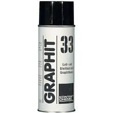Токопроводящий лак GRAPHIT 33 200ml от Kontakt Chemie
