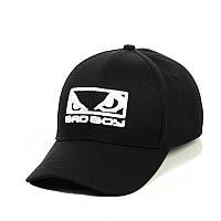 """Кепка бейсболка с вышитым логотипом  """"Bad Boy"""""""