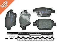 Колодки тормозные VW Caddy III с10г.в. зад. (Bosch) (Bosch)