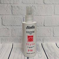 Гель-флюид для укладки прямых и вьющихся волос STYLING TRITMENT FOR SMOOTH&CURLY HAIR