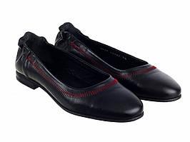 Балетки Etor 6939-9674 чорні