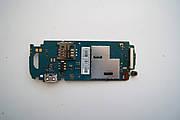Системная плата  Samsung GT-E1200  GH82-06484A Оригинал Новая