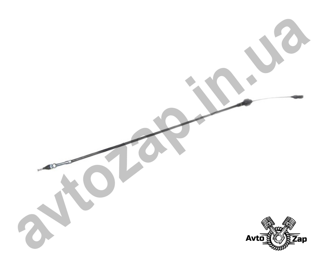 Трос газа Москвич 2141 карбюратор Озон L-825мм