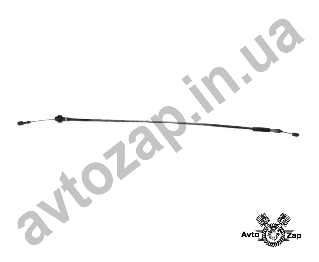 Трос газа Москвич 2141 карбюратор Вебер L-950мм