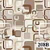 Коврики в рулонах Dekomarin 208 (размеры: 0.65м, 0.80м, 1.3м) 208В, 0.80 м