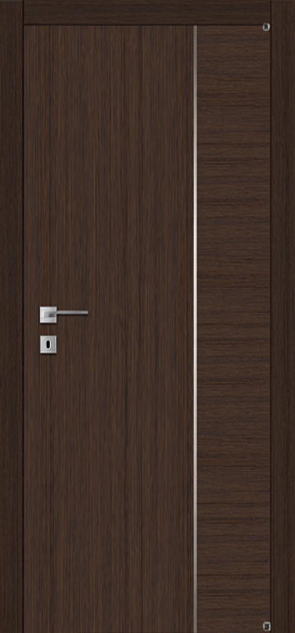 Двери FUSION F-4.3 Полотно+коробка+2 к-та наличников+добор 90мм,шпон