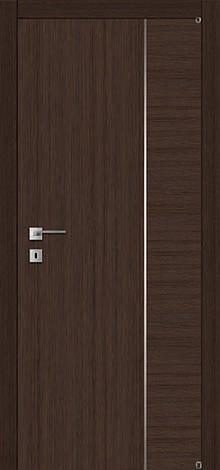 Двери FUSION F-4.3 Полотно+коробка+2 к-та наличников+добор 90мм,шпон, фото 2