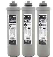 Комплект картриджей NEO Platinum Wasser (SED, CARB, CARB-SED)