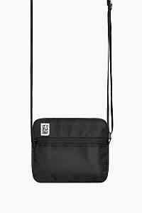 Мессенджер сумка через плечо M7 BLACK Urban Planet черный (сумка женская, сумка мужская, сумки)