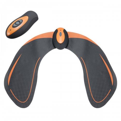 Миостимулятор для ягодиц EMS Hips Trainer ИМС хипс тренер массажер для мыщц электростимулятор Черный бедра