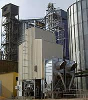 Стационарная шахтная зерносушилка STELA, модель MDB-XN 1/10, фото 1