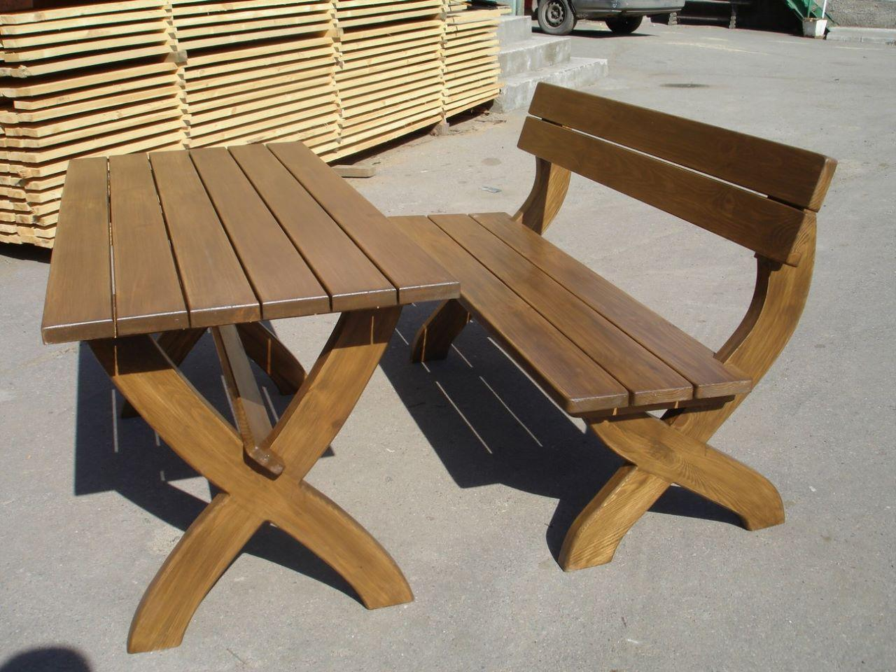 Импрегнация мебели из дерева