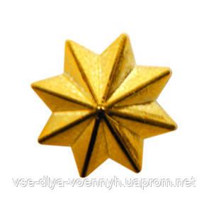 Зірка козаків № 2 золото