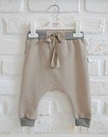 80-86 см. Демисезонные штаны гаремы.