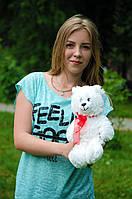 Мишка Бусинка 20 см