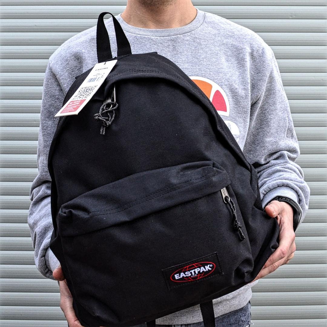 Рюкзак в стиле Eastpak черный