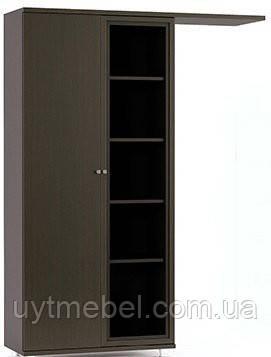 Шафа Ріо 800 1Д+1В венге м. (Мебель-Сервіс)