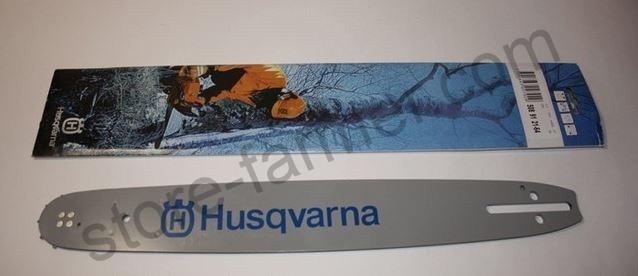 Шина ОРИГИНАЛ 45 см для Husqvarna 365,372 3\8 шаг 1.5 паз 68 зв.