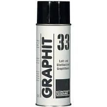 Токопроводящий лак GRAPHIT 33 400 мл от Kontakt Chemie