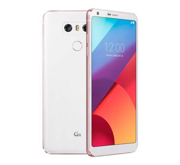 Смартфон LG G6 64GB White