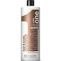 Revlon Uniq One Hair&Scalp Conditioning Shampoo Coconut - Шампунь-кондиционер