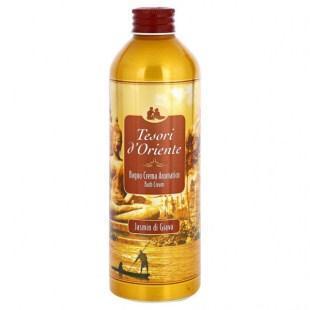 Tesori d´Oriente Крем-масло для ванны и душа Аргановое Масло и Желтые цветы