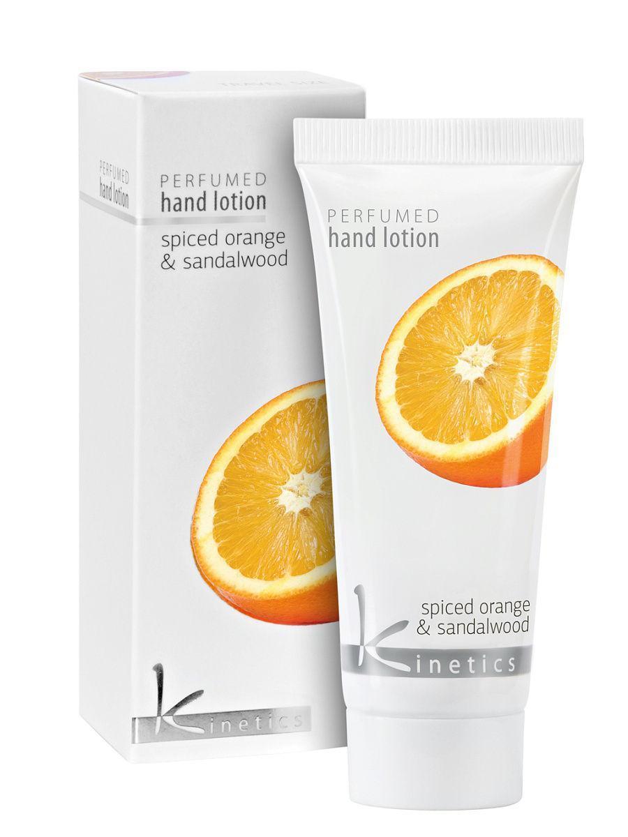 KINETICS Крем для рук и тела - Апельсин и сандал