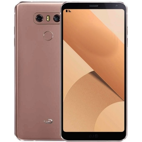 Смартфон LG G6 Plus 128GB Gold