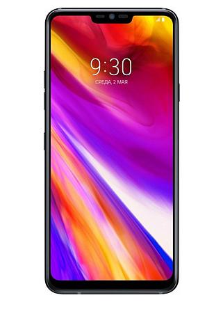 Смартфон LG G7 ThinQ 4/64GB Aurora Black