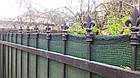 Сетка затеняющая 85% ширина 4м, фото 9