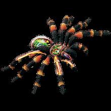 Об'ємна анатомічна модель Павук тарантул