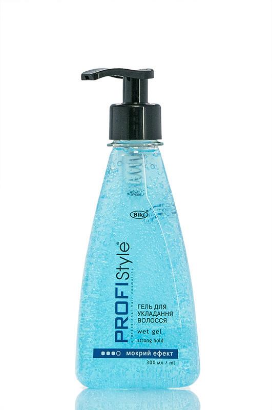 Гель Profistyle для укладки волос с мокрим ефектом  300 мл
