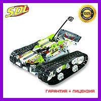 Конструктор радиоуправляемый SDL Tank 5-в-1 (402 детали)