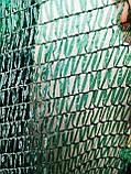 Сетка затеняющая на метраж. 45%. 4м*5м. Площадь 20м2.  Shadow Чехия, фото 3