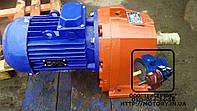Мотор - редуктор 1МЦ2С100H 112 об/мин с электродвигателем 2,2 кВт, фото 1