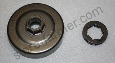 Корзина +кольцо RAPID для   361  (с шагом 3\8) + подшипник