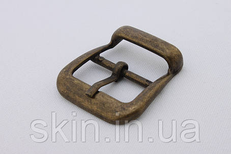 Пряжка сумочная, ширина - 25 мм, цвет - антик, артикул СК 5310, фото 2