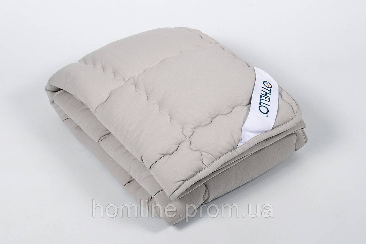Ковдра Othello Cottonflex grey антиалергенне 195*215 євро