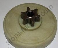 Шестерня  пластиковая для электропил Partner (D=88 мм, Н=39 мм)