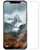 Защитное стекло для Nokia 8.1 (0.3 мм, 2.5D, с олеофобным покрытием)