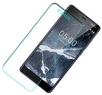 Защитное стекло для Nokia 5.1 (0.3 мм, 2.5D, с олеофобным покрытием)