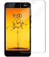 Защитное стекло для Nokia 3.1 (0.3 мм, 2.5D, с олеофобным покрытием)