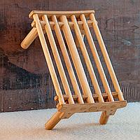 Деревянная детская табуретка, подставка для ног конструктор Chap