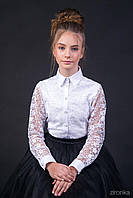 Блузка для девочки 26-9084-1